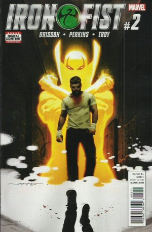 Iron Fist # 2 Issues V5 (2017 - 2018)