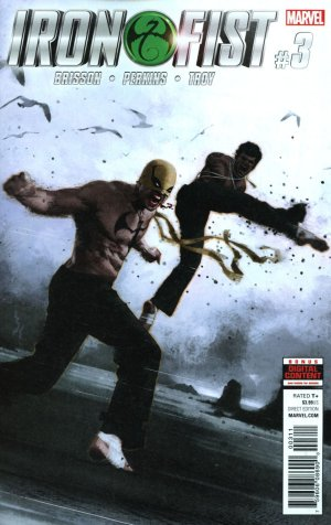 Iron Fist # 3 Issues V5 (2017 - 2018)