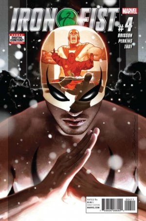 Iron Fist # 4 Issues V5 (2017 - 2018)