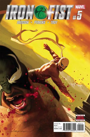Iron Fist # 5 Issues V5 (2017 - 2018)