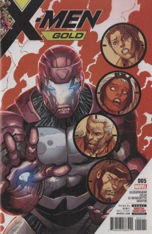 X-Men - Gold # 5