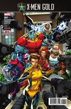 X-Men - Gold # 7