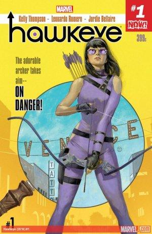 Hawkeye # 1 Issues V5 (2016 - 2018)
