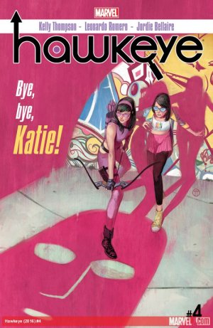 Hawkeye # 4 Issues V5 (2016 - 2018)