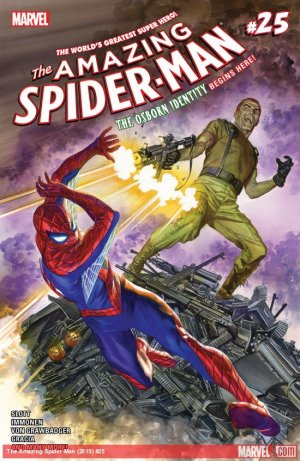 The Amazing Spider-Man # 25 Issues V4 (2015 - 2017)
