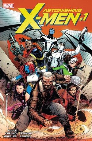 Astonishing X-Men édition Issues V4 (2017 - 2018)