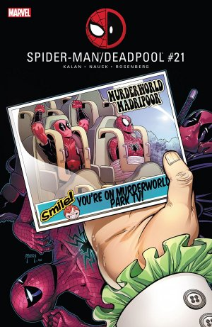 Spider-Man / Deadpool # 21 Issues (2016 - Ongoing)