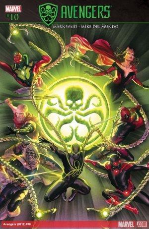 Avengers # 10 Issues V7 (2017 - 2018)