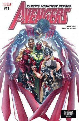 Avengers # 11 Issues V7 (2017 - 2018)