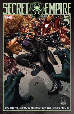 Secret Empire # 5 Issues (2016 - 2017)