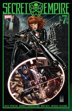 Secret Empire # 7 Issues (2016 - 2017)