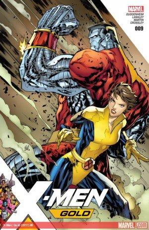 X-Men - Gold # 9