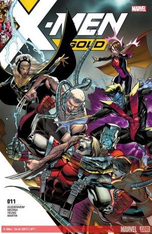 X-Men - Gold # 11