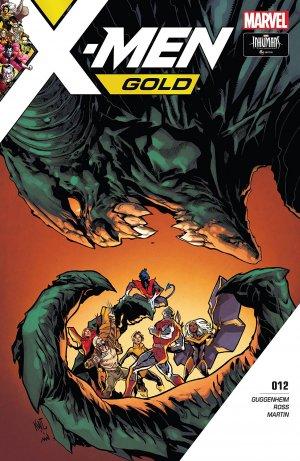 X-Men - Gold # 12