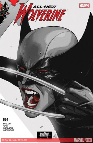 All-New Wolverine # 24 Issues (2015 - 2018)