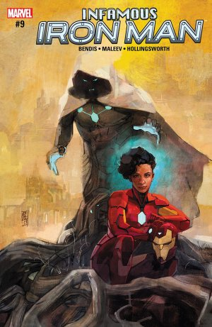 Infamous Iron Man # 9 Issues (2016 - 2017)