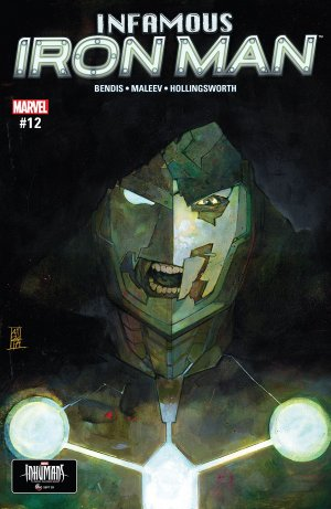 Infamous Iron Man # 12 Issues (2016 - 2017)