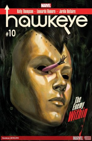 Hawkeye # 10 Issues V5 (2016 - 2018)