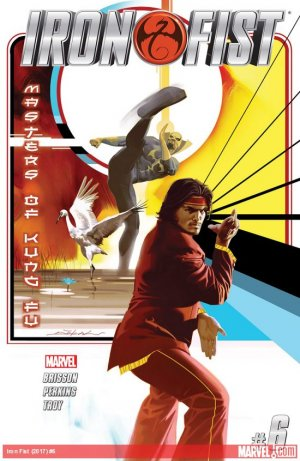 Iron Fist # 6 Issues V5 (2017 - 2018)
