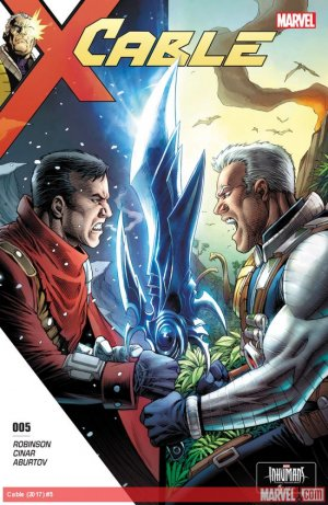 Cable # 5 Issues V3 (2017 - 2018)