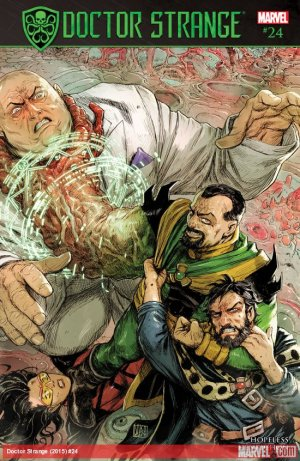 Docteur Strange # 24 Issues V7 (2015 - 2017)