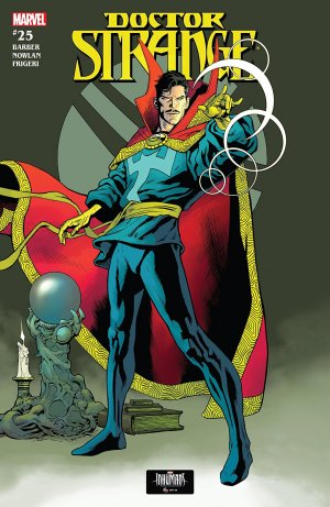 Docteur Strange # 25 Issues V7 (2015 - 2017)