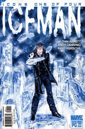 Iceman édition Issues V2 (2001 - 2002)