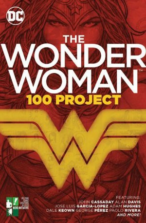 The Wonder Woman 100 Project édition Hardcover (cartonnée)