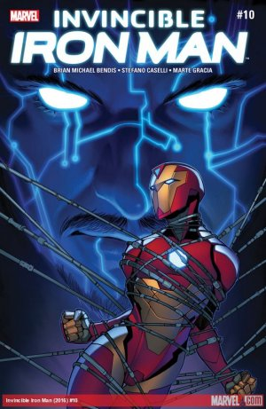 Invincible Iron Man # 10