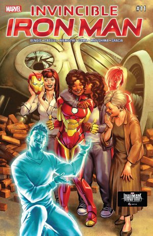 Invincible Iron Man # 11