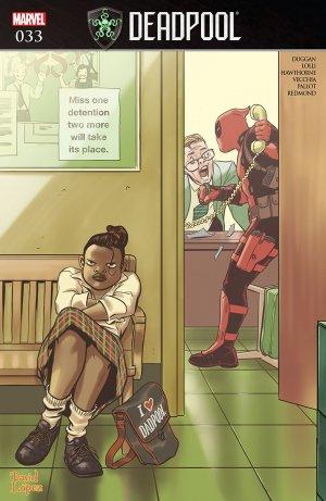 Deadpool # 33 Issues V5 (2016 - 2018)