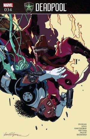 Deadpool # 34 Issues V5 (2016 - 2018)