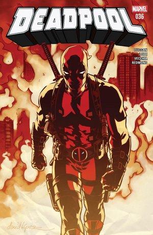 Deadpool # 36 Issues V5 (2016 - 2018)