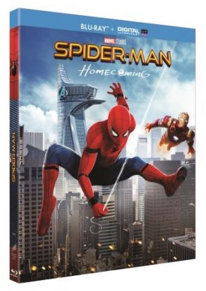 Spider-Man: Homecoming édition Simple