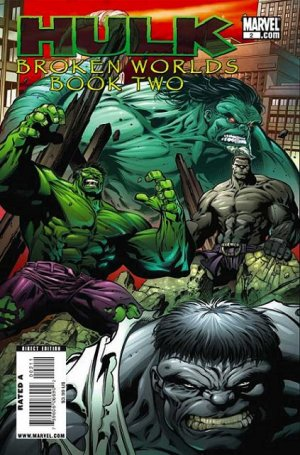Hulk - Broken Worlds 2
