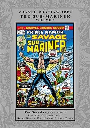 Marvel Spotlight # 8 TPB hardcover (cartonnée)