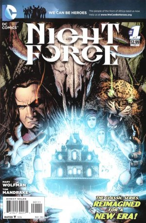 Night Force édition Issues V3 (2012)