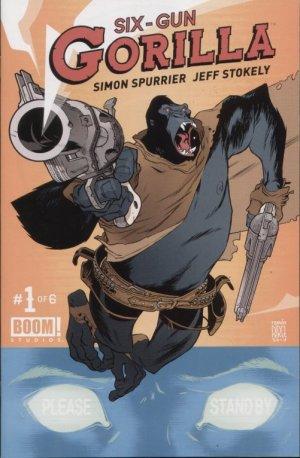 Six-Gun Gorilla édition Issues (2013)