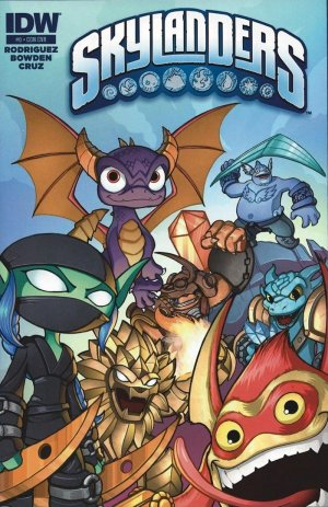 Skylanders édition Issues (2014 - 2015)