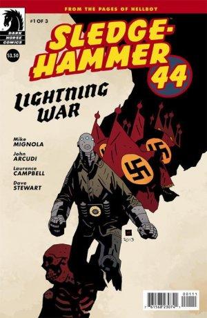 Sledgehammer 44 - Lightning War édition Issues (2013 - 2014)