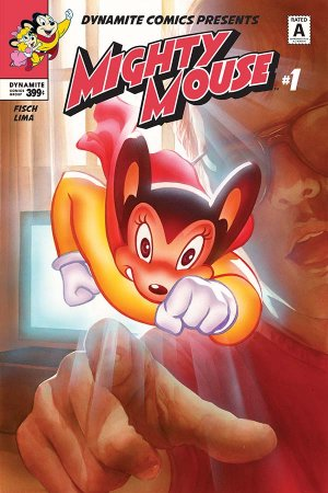 Mighty Mouse édition Issues (2017)