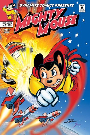 Mighty Mouse 2
