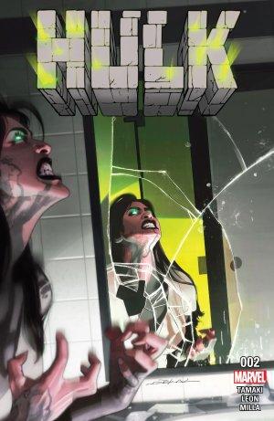Hulk # 2 Issues V5 (2016 - 2017)
