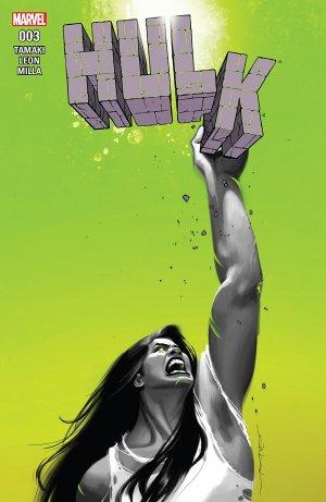 Hulk # 3 Issues V5 (2016 - 2017)