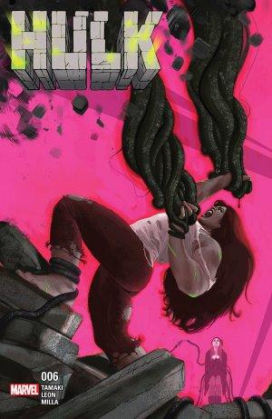 Hulk # 6 Issues V5 (2016 - 2017)
