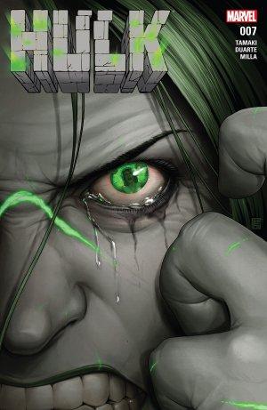 Hulk # 7 Issues V5 (2016 - 2017)