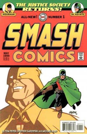 Smash Comics 1 - Name Your Poison
