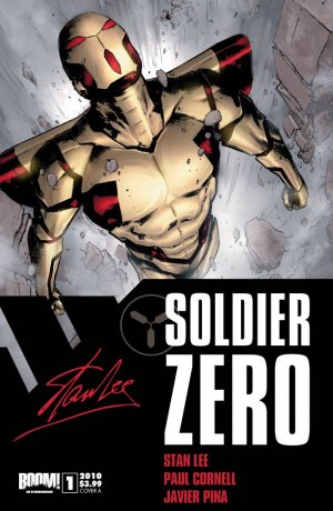 Soldier Zero édition Issues (2010 - 2011)