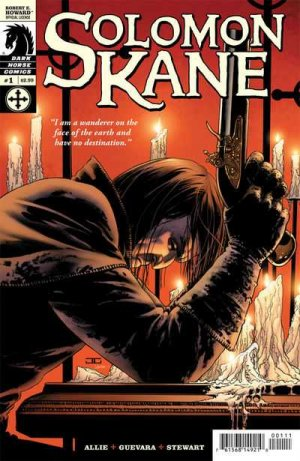 Solomon Kane édition Issues (2008 - 2009)