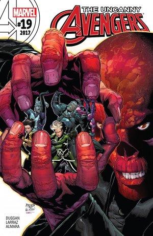 All-New Uncanny Avengers # 19 Issues V3 (2015 - 2017)